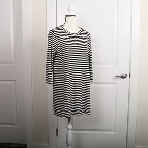 J. Crew Factory Striped Tunic